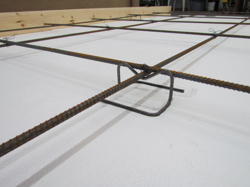Concrete Applications   Alberta Wire Forming